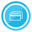 card, credit, debit, ecommerce, pay, payment icon