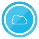 cloud, weather, forecast, storage