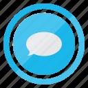 comment, speech, communication, conversation