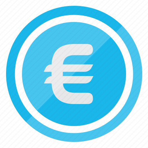 currency, ecommerce, euro, financial, money, payment icon