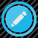 pencil, write, edit, text, pen