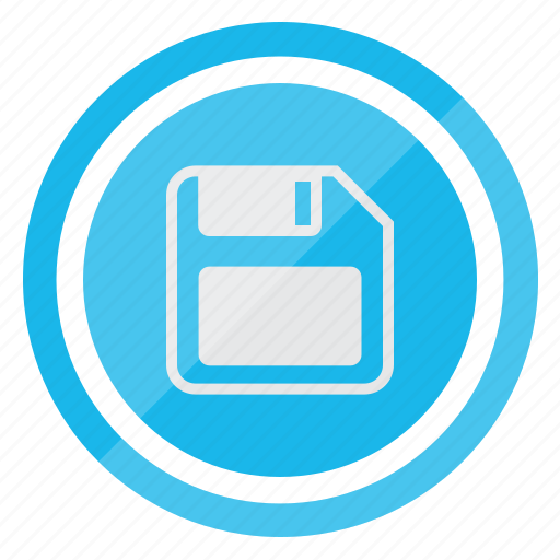 disk, file, format, guardar, save, store icon