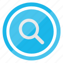 explore, find, search, glass, magnifying, seo