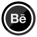 behance, online, web, webdesign, website icon