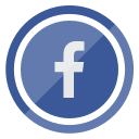 facebook, logo, media, multimedia, network, social