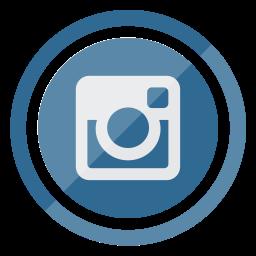 circle, instagram, media, multimedia, social icon