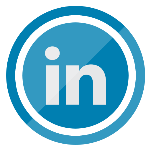 Linkedin, communication, logo, media, network, social icon - Free download