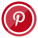 pinterest, logo, media, network, pin, social