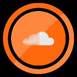 audio, cloud, music, sound, soundcloud icon