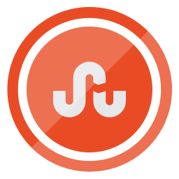 media, network, social, stumbleupon, stumpleupon icon