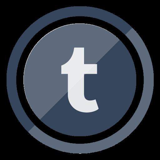 internet, media, network, social, tumblr icon