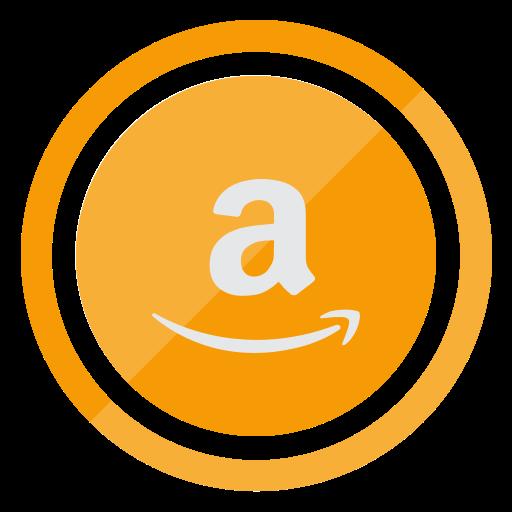 amazon, shopping, store icon