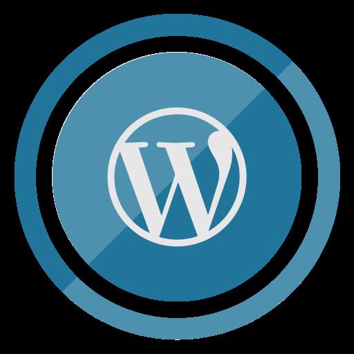 blog, website, wordpress icon