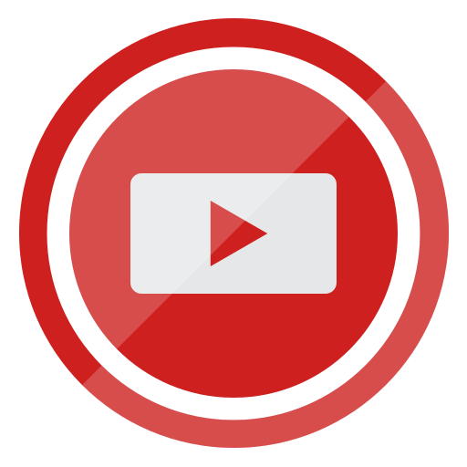 playsite, streaming, webplayer, youtube icon