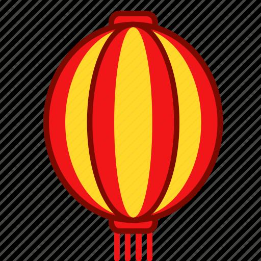 festival, fortune, holiday, lantern, lunar icon