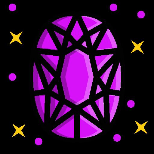 diamond, gem, luxury, pear, sparkle, value, wealth icon