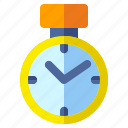 clock, pocket, time, watch icon