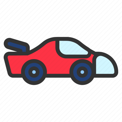 car, sport, transport, vehicle icon
