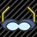 eyeglasses, glasses, spectacles, sunglasses