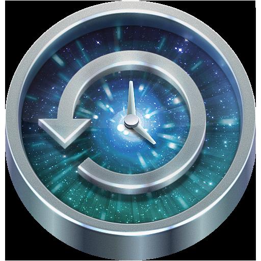aluminium, aluminum, azullustre, base, by, gianluca, machine, set, time icon