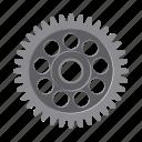 auto part, car, cogwheel, gear, part, pinion, spare icon
