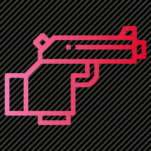 Aim, gun, shoot, weapon icon - Download on Iconfinder