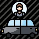 automobile, limousine, transport, transportation, vehicle