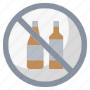 alcohol, beverage, cancel, drinks, no, prohibition, signaling