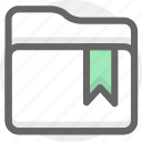 document, email, folder icon