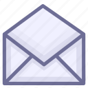contact, email, lettter, mail icon