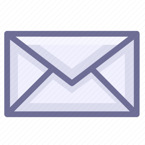 contact, email, envelope, letter, mail, post icon