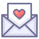 email, letter, mail, subscription icon