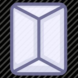 attachement, attachment, briefcase, portfolio icon