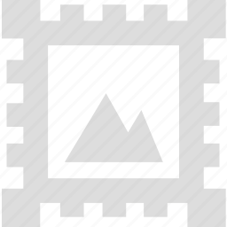 communication, email, letter, mail, message, postage stamp icon