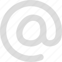 communication, email, mail, message icon
