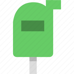 attachment, contact, email, envelope, postbox, subscription, support icon