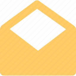 contact, email, letter, mail, subscription, support icon