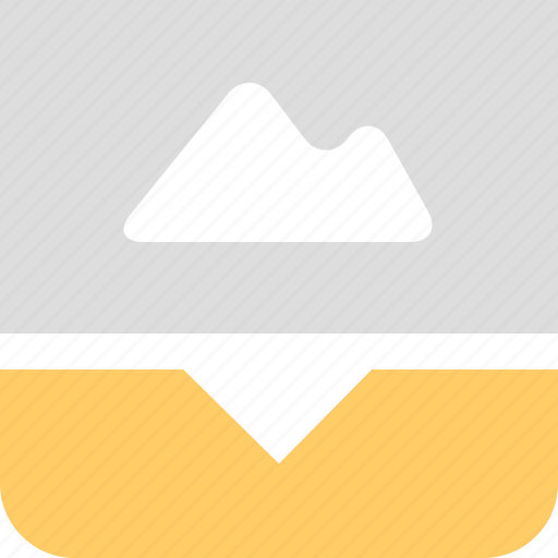 attachment, email, inbox, mail icon