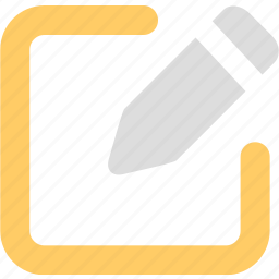 compose, email, letter, mail, message icon