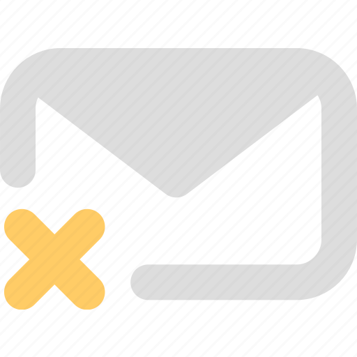 contact, email, letter, spam, subscription, support icon