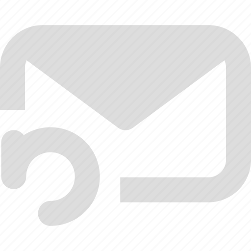 contact, email, letter, reply, subscription, support icon