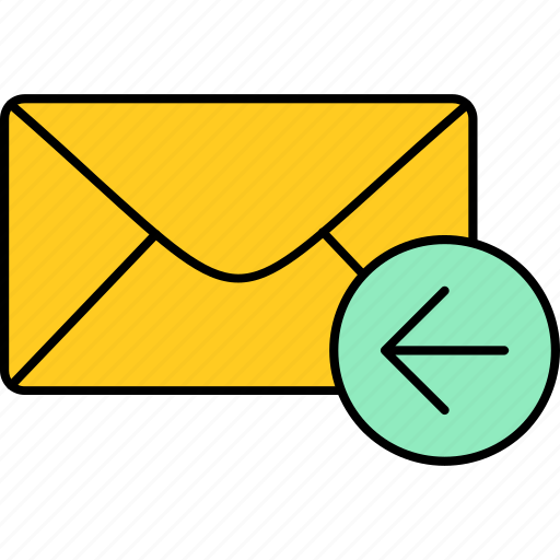 email, envelope, inbox, letter, mail, message, read icon
