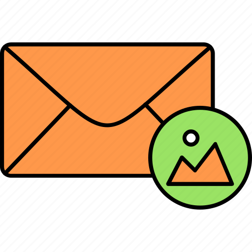 email, envelope, image, inbox, letter, mail, message icon