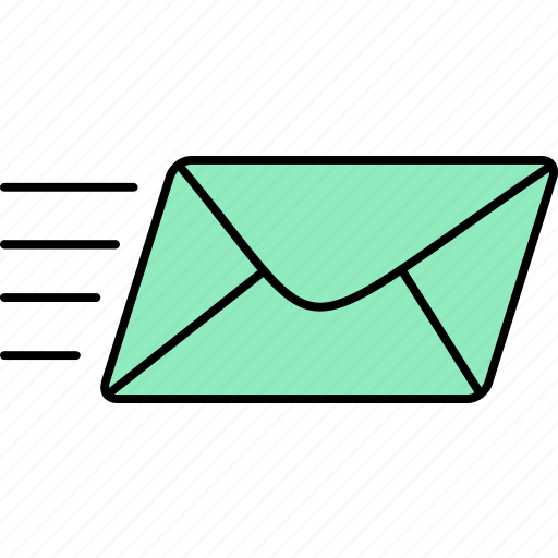 email, inbox, letter, mail, message, read, receipt icon