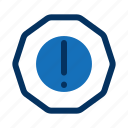 help, information, warning