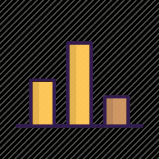 dashboard, graph icon