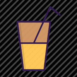 beach, cocktail, drink, juice, lemonade icon