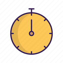 alarm, cronometer, fitness, gym, sport, stopwatch icon