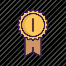 achievement, award, awards, badge, best icon