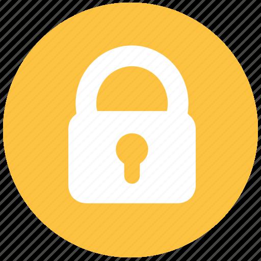 close, key, lock, protection icon icon